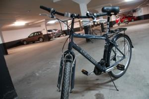 Echte fiets