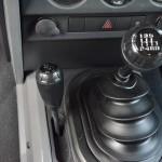 Versnellingspook en 4-wielsaandrijvings-schakelaar